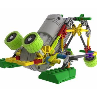 Bộ lắp ghép Loz Robot 3012