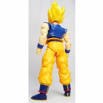Mô hình lắp ráp Bandai Master Grade Dragon Ball Super Saiyan Son Goku
