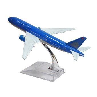Mô hình máy bay sắt 16cm Vietnam Airlines