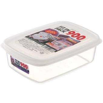 Hộp trữ thức ăn cho Bé Sanada Seiko Japan nắp trắng 900ml