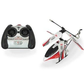 Trực thăng điều khiển từ xa FLYING HX 703 (Đỏ phối đen trắng)