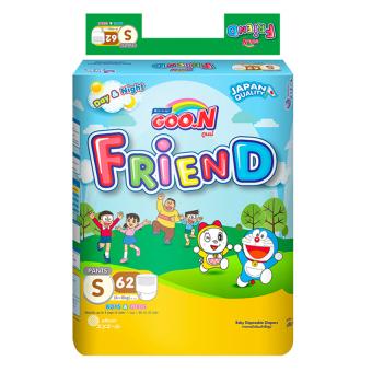 Tã quần GOO.N Friend S62 (4 - 8 kg)