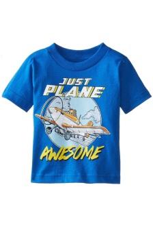 Áo phông Disney Awesome Plane Shopconcuame (Xanh)
