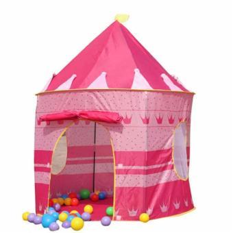 Lều bóng công chúa nhỏ (hồng) T2-55