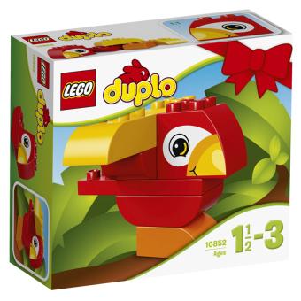 Hộp Lego Duplo 10852 thú vẹt đầu tiên 7 chi tiết