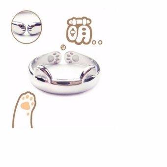 Nhẫn đeo tay ring cat