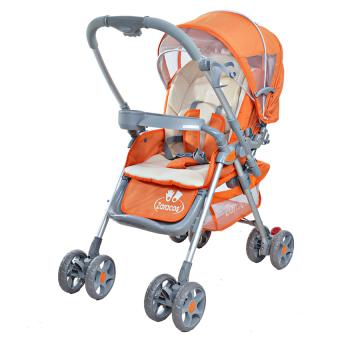 Xe đẩy cho bé Zaracos Venza 9586 (cam)