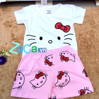 Bộ quần áo cho trẻ 100 % cotton Size 5 (13-15kg) hàng Việt Nam (ngẫu nhiên nếu hết mẫu)