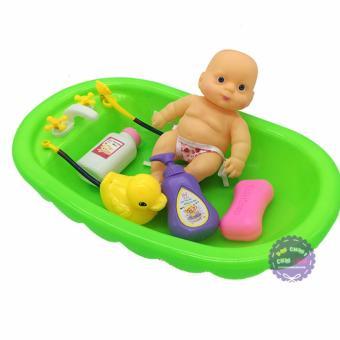 Bộ đồ chơi bồn tắm cho em bé