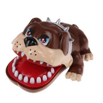 Bộ đồ chơi Khám răng chó (Nâu)