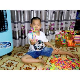 Hộp đồ chơi ghép hình nhiều chi tiết khơi dậy tư duy sáng tạo cho bé ( độ tuổi từ 4 đến 10 tuổi )