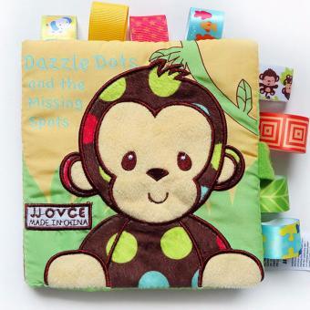 Mua Sách vải Khỉ con JJOVCE giá tốt nhất