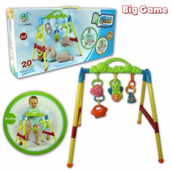Kệ Đồ Chơi Hình Chữ A Baby PlayGym TWKA0102