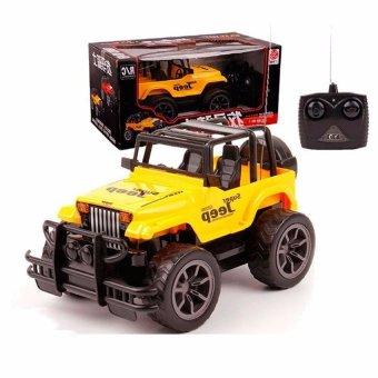 Xe mô hình điều khiển từ xa Jeep địa hình
