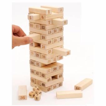 Trò chơi rút gỗ 54 thanh X-1