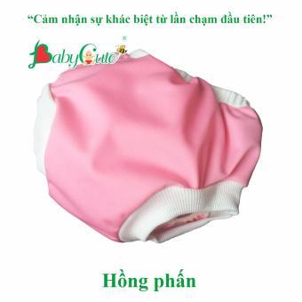 Bộ 1 tã vải quần short đêm BabyCute size M (8-16kg)