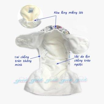 Tã vải Ban Đêm sz M (3-16kg)