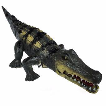 Hộp đồ chơi cá sấu chạy pin Crocodile