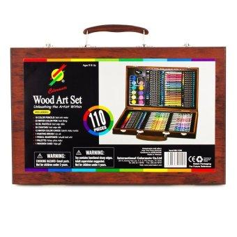 Bộ màu vẽ đa năng Colormate MS-110W