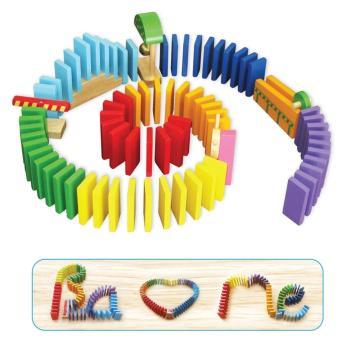 Đồ chơi gỗ trò chơi xếp Domino (68222)