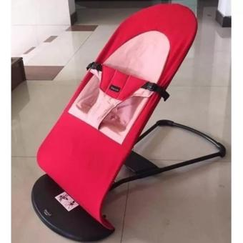 Ghế rung cao cấp dành cho trẻ em từ 0 - 2 tuổi (Đỏ)