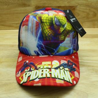 Nón trẻ em Spider-Man Thời Trang ( VÀNG )