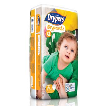 Tã quần Drypers Drypantz XL 32