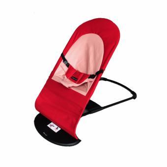 Ghế rung tự nhiên đa năng cao cấp cho bé (Đỏ)