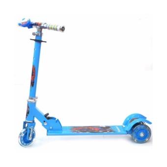 Xe Scooter trượt 3 bánh xếp gọn