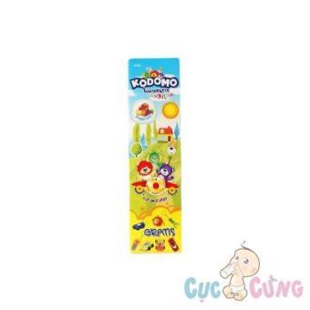 Kem đánh răng trẻ em Kodomo hương trái cây không cay