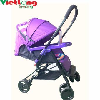 Xe đẩy trẻ em cao cấp 2 chiều Seebaby T11 (mẫu mới 2017)