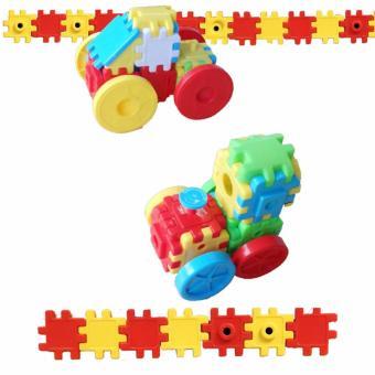 Bộ xếp hình cả nhà cùng vui (Dành cho bé 3-4 tuổi)