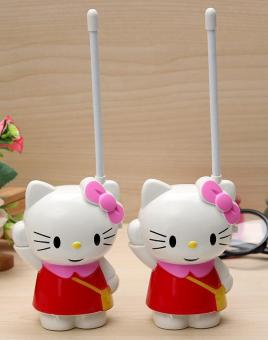 Bộ đàm Hello Kitty hoạt hình cho bé