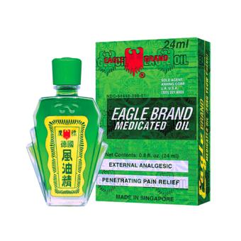 Dầu gió con Ó Eagle Brand EB-daugio