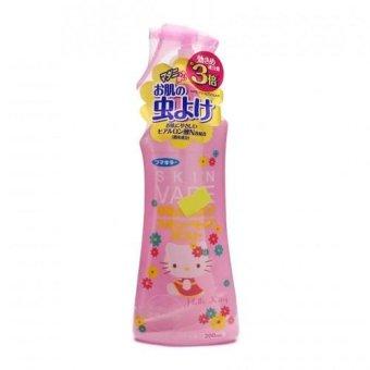 Xịt chống muỗi Sanrio Skin Vape 200ml (hồng)