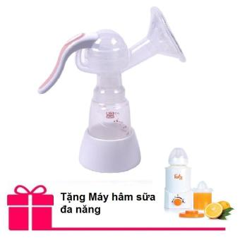 Máy hút sữa bằng tay Mezzo Unimom có matxa silicon UM880052