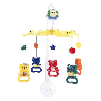 Đồ chơi nhạc-Plastic bear 2/965 Canpol Babies