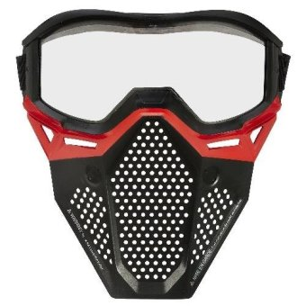 Mặt Nạ Nerf Rival Face Mask Red