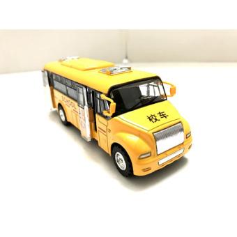 Mô hình xe School Bus 9531 (Vàng)