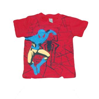 Bộ quần áo bé trai Shopconcuame (Đỏ)