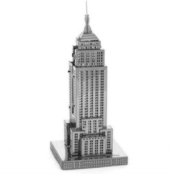 Mô Hình 3D Tòa nhà Chrysler