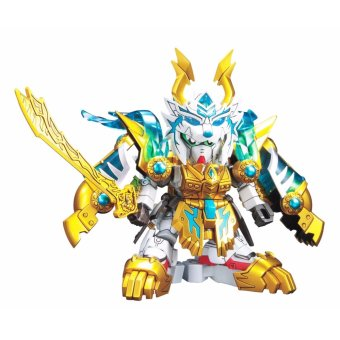 Mô Hình Lắp Ráp Bandai SD Tam Quốc 351 Gotaitei Sonken (Tôn Quyền) Gundam Korinpaku