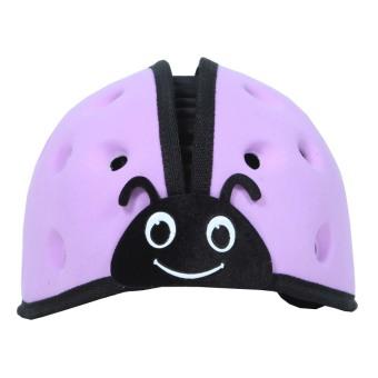Mũ bảo hiểm trẻ em MumGuard (Tím)