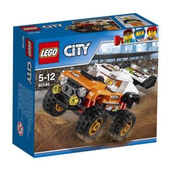 Hộp LEGO City Xe Bốn Bánh Biểu Diễn 60146 (91 chi tiết)