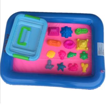 Bộ đồ chơi nặn cát vi sinh 5