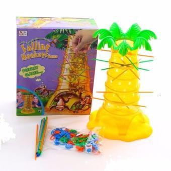 Bộ đồ chơi rút Khỉ hái dừa