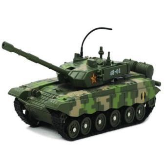 Đồ chơi mô hình xe tăng chạy pin T2-59