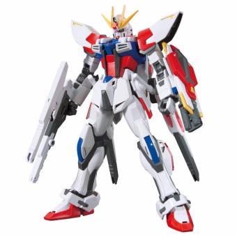 Bộ lắp ráp Gundam 009 Star Build Strike Gundam Plavsky Wing(HGBF) - Bandai 0185150