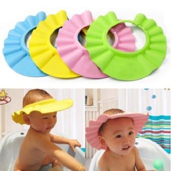 Bộ 2 nón tắm chắn nước cho bé