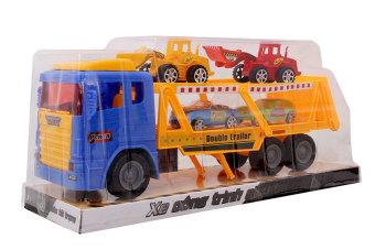 Xe tải con lớn ép kính LTK6668H